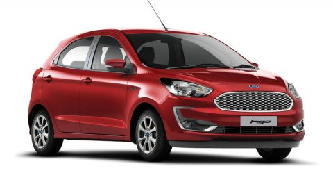 New Ford Figo Titanium #2 Copy