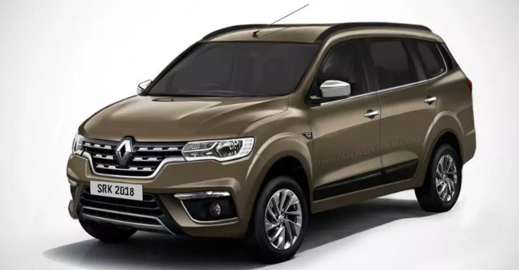 Renault 7 Seater Rbc Mpv Launching In July 2019