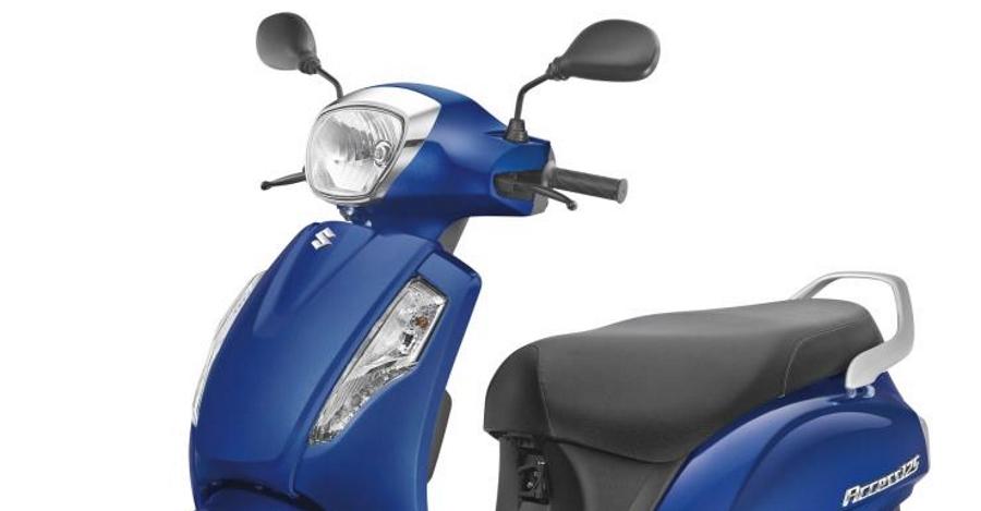Suzuki Access 125 Cbs Featured