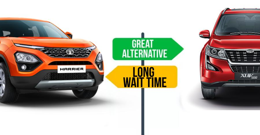 Tata Harrier to Maruti WagonR: Popular cars with the longest waiting periods & their alternatives