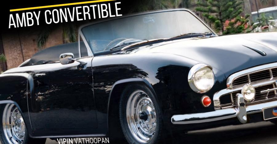 Hindustan Ambassador Speedster convertible: What it'll look like