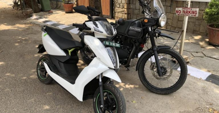 Ather S450 & Royal Enfield Himalayan Featured
