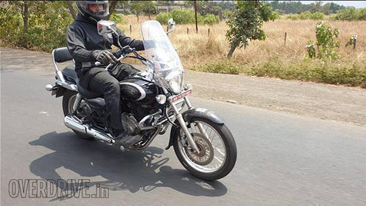 Bajaj Avenger 220 Abs 1