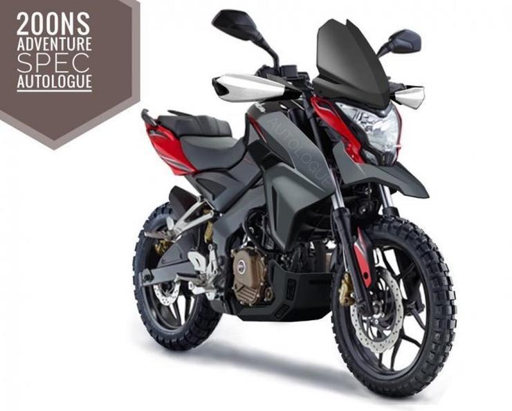 Bajaj Pulsar 200 Ns Adv Autologue Design