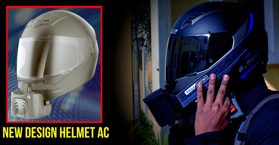 New Blusnap2 helmet air cooler at just Rs. 2,299: Summer rides made easy [Video]