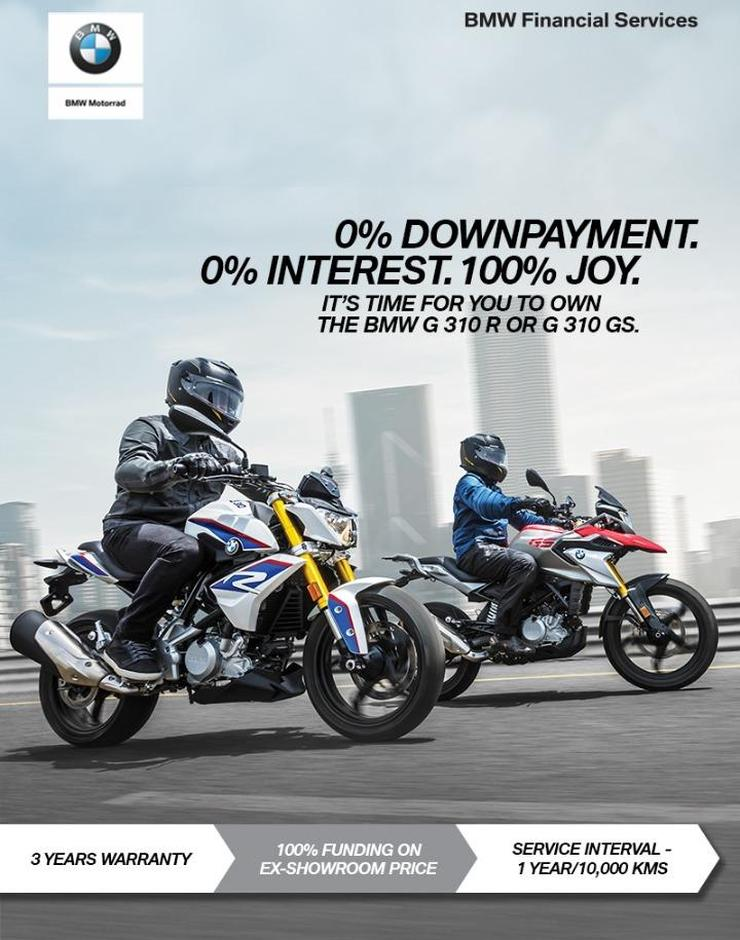 Bmw G 310r G 310gs Discount