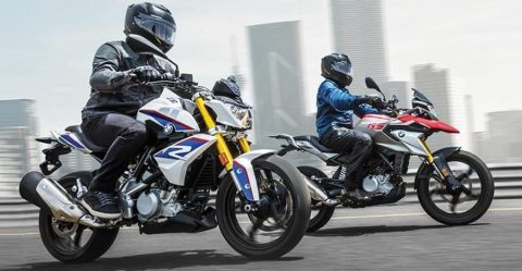 Bmw G 310r G 310gs Featured