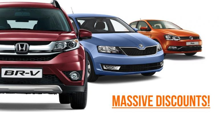 Cars 1 Lakh Plus Discounts Featured