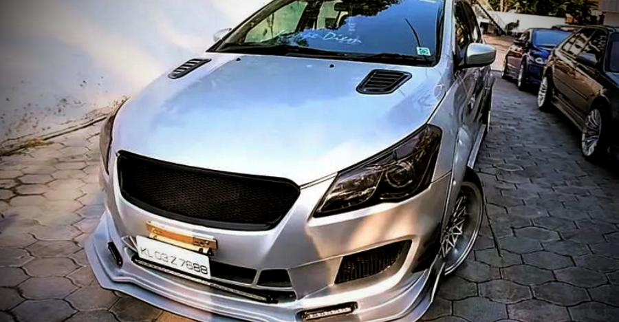 Ciaz Low Rider Featured