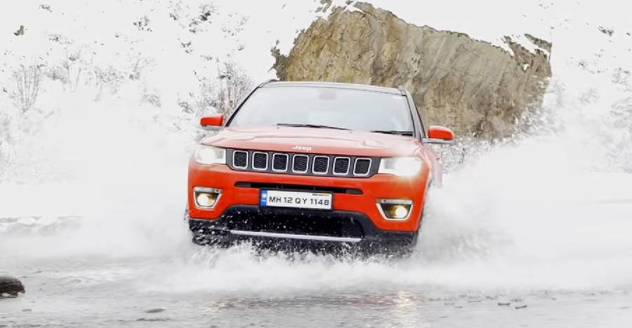 Jeep to open bookings for its upcoming Compass Trailhawk by mid-June