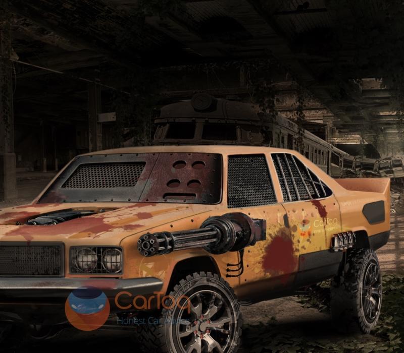 Contessa Mad Max 3