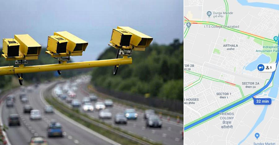 Google Maps Speed Camera Featured