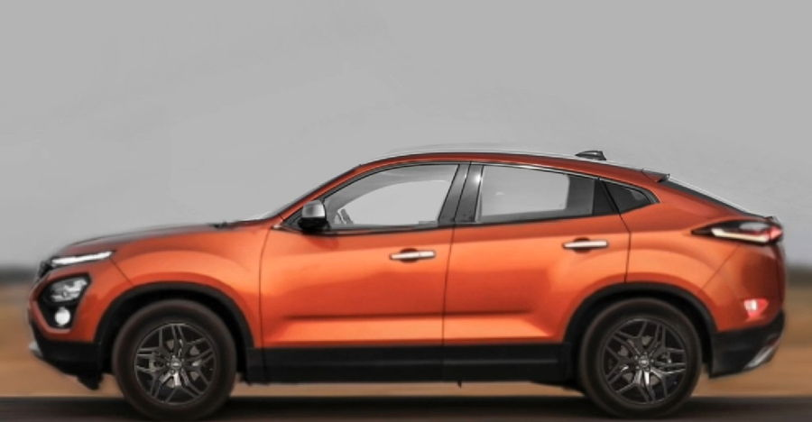 Tata Harrier imagined as pick-up truck, convertible & coupe crossover [Video]