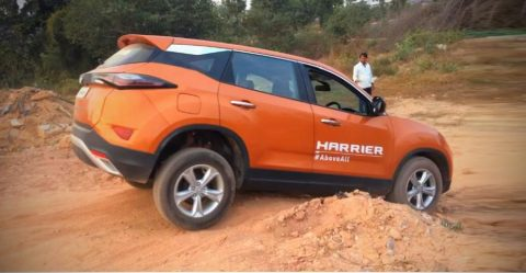 Harrier Off Road Featured
