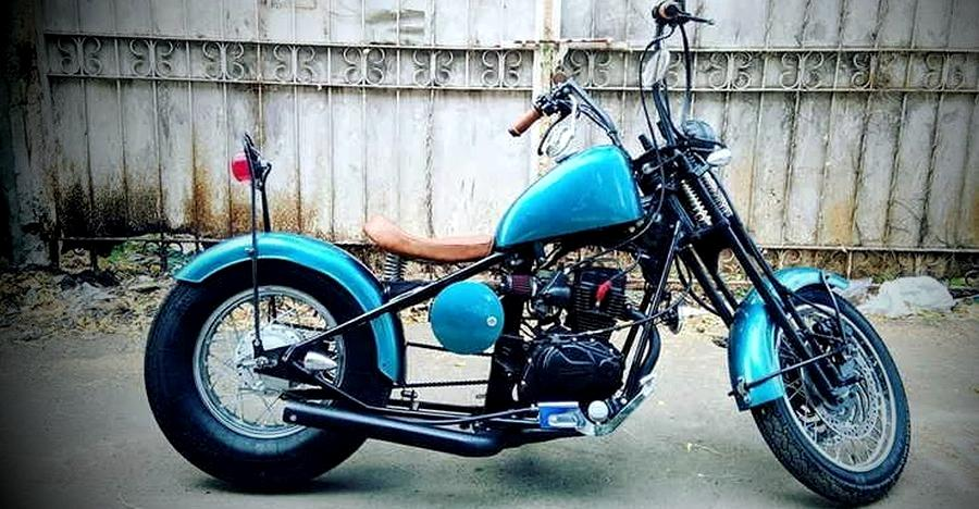 Hero Hunk Bobber Modified