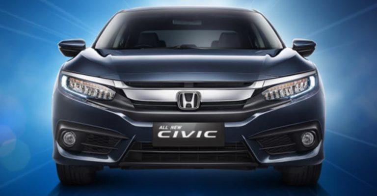 Honda Civic Bookings Featured