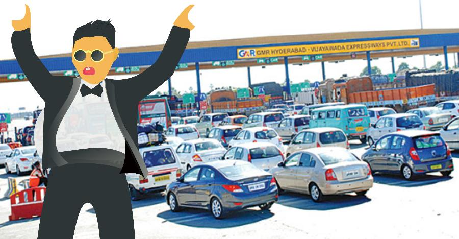 Don't Pay Toll If Queue Is Longer Than 20 Vehicles: Hyderabad Authorities