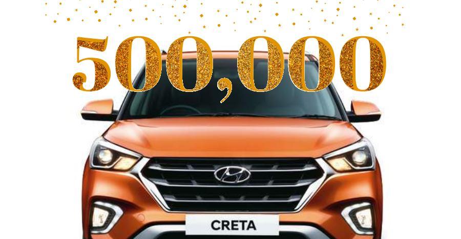 Hyundai Creta SUV sales touch half a million: What makes it so popular?
