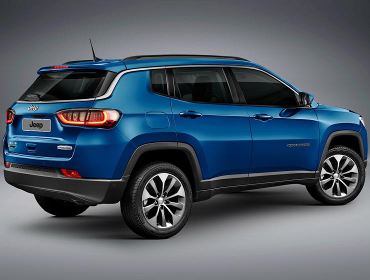 Jeep Compass Facelift 2