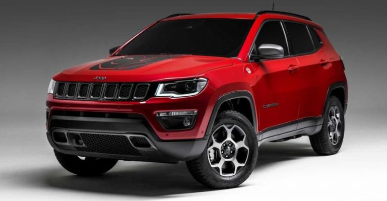 Jeep Compass Hybrid Featured