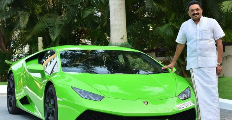 Lamborghini Huracan Cyril Philip Featured
