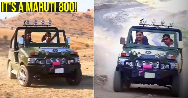 M800 Off Road Featured