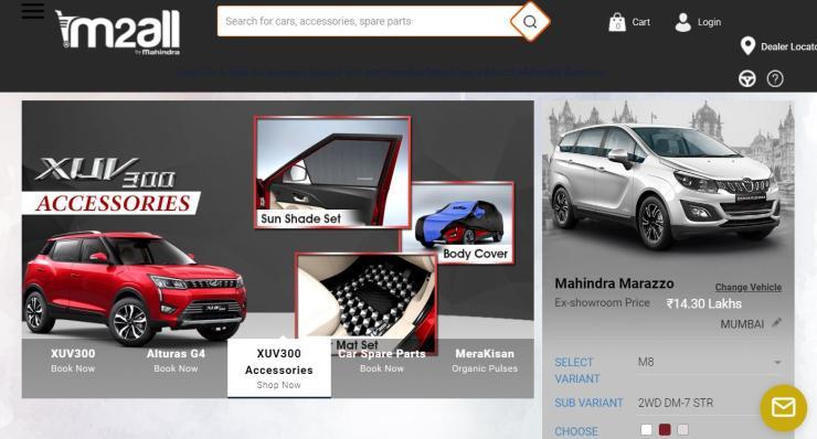Mahindra M2all 1