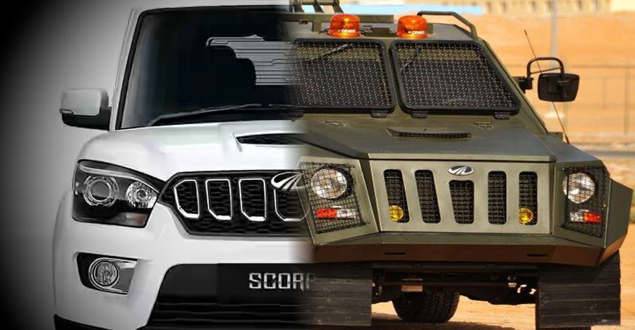 Mahindra Marksman is Scorpio's LETHAL form: It's now guarding Delhi airport
