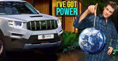 Mahindra Scorpio Power Featured