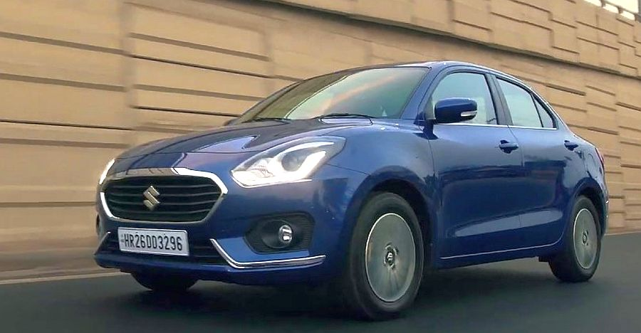 Maruti Dzire New Tvc Featured