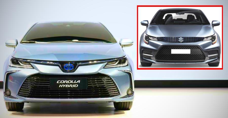 Maruti Toyota Corolla Hybrid