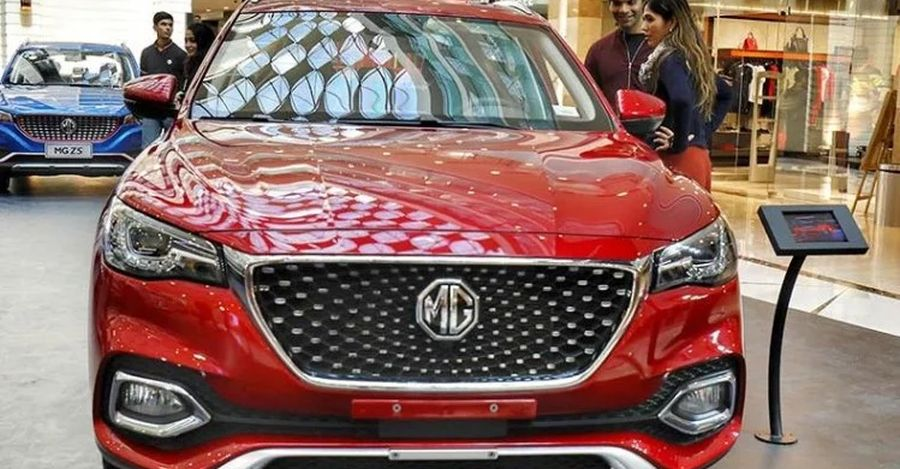 Mg Hector Hybrid Featured