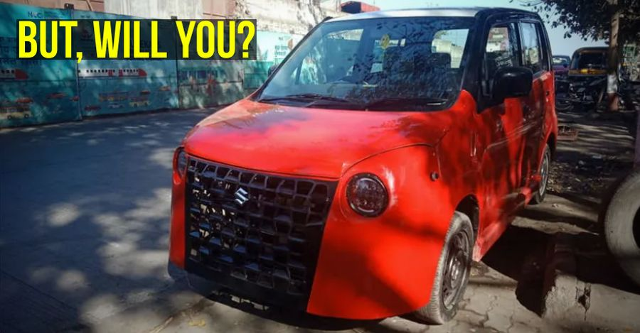 Modified Maruti Wagonr Featured 1