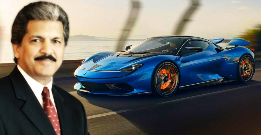 Mahindra's Bugatti Veyron-beating hyper car is here: Pininfarina Battista