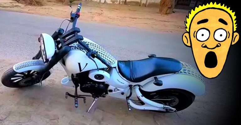 Royal Enfield 13 Lakhs Mod Featured
