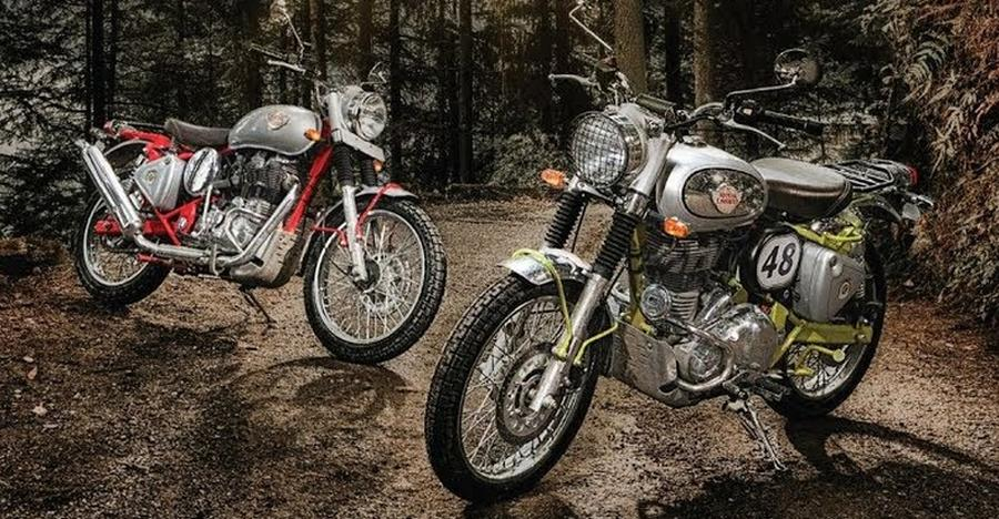Royal Enfield Classic 350 500 Trails Tvc Featured