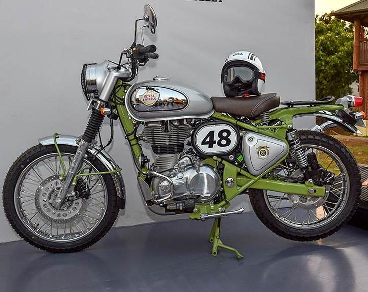 Royal Enfield Classic 500 Trails