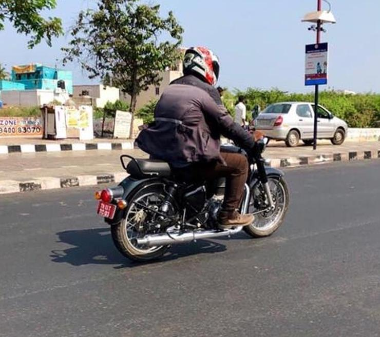 Royal Enfield Classic Upgraded 2