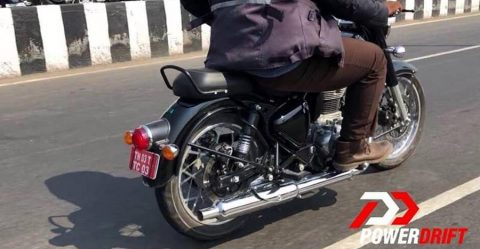 Royal Enfield Classic Upgraded Featured