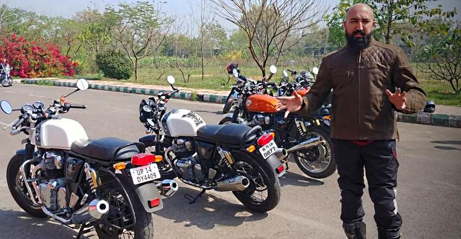 Royal Enfield Exhaust Comparo Featured 4