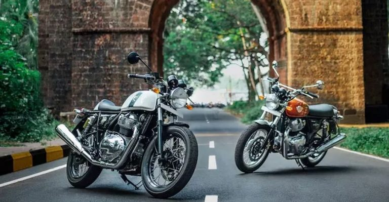 Royal Enfield Interceptor 650 Continental Gt Featured