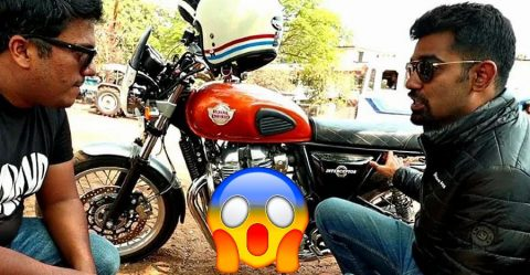 Royal Enfield Interceptor 650 Issues Featured 1