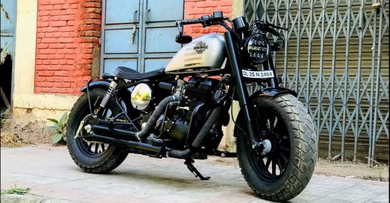 Royal Enfield Mod Feature
