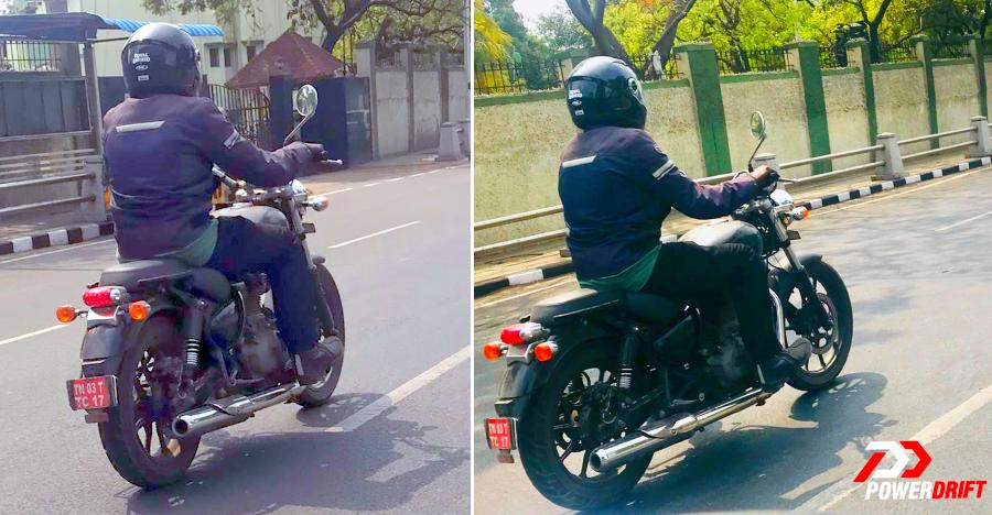 Royal Enfield Thunderbird Upgraded Featured