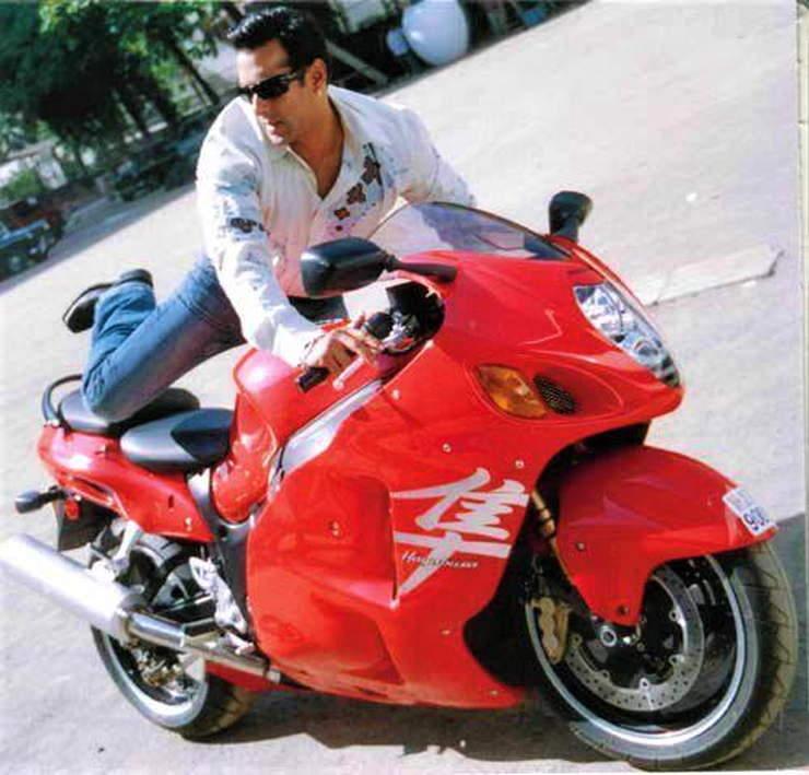 Salman Khan Busa