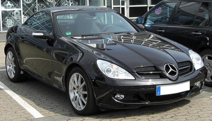 Slk Road Ster Mercedes