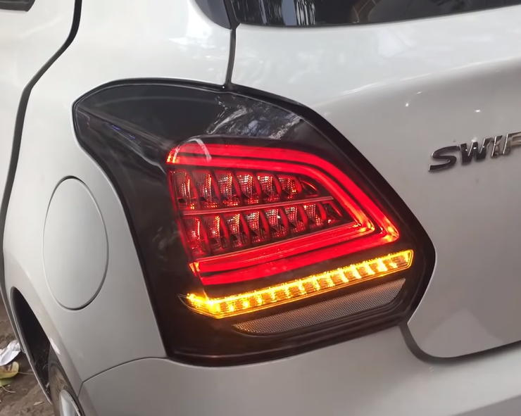 Swift Tail Lights Mod 2