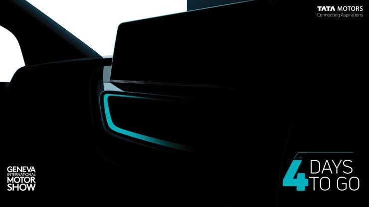 Tata H7x Suv Interiors Teaser