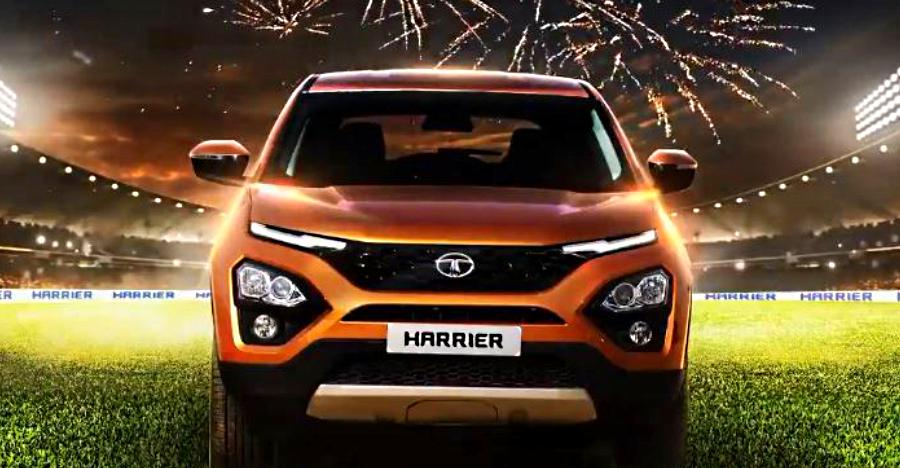 Tata Harrier Secures Over 10,000 Bookings