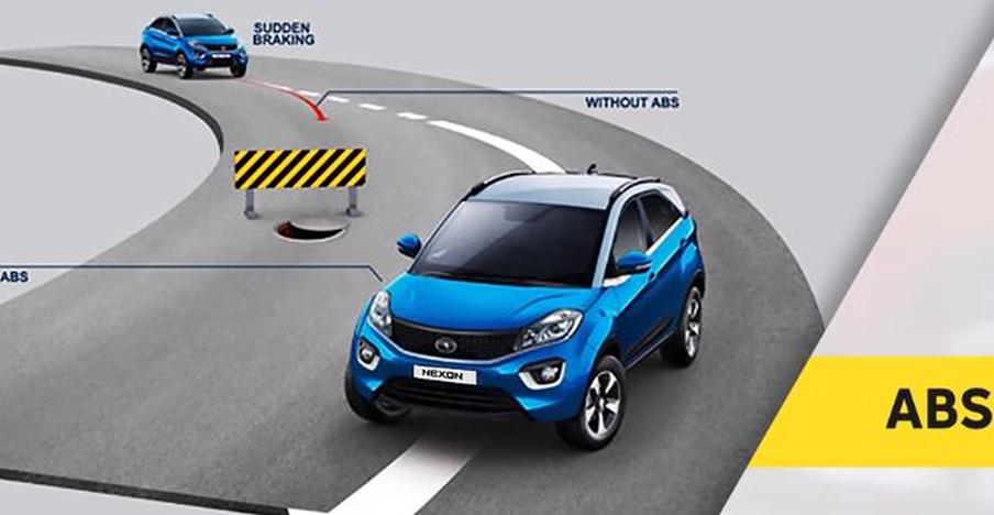 Tata Nexon video shows all 10 safety features of the SUV